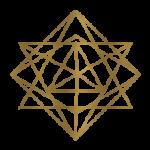 神聖幾何学 ロゴ 小